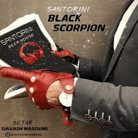 دانلود موزیک جدید Black Scorpion سنتورینی