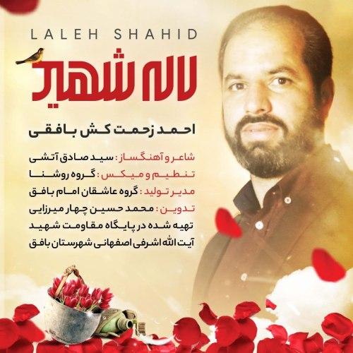 دانلود موزیک جدید احمد زحمت کش بافقی لاله شهید